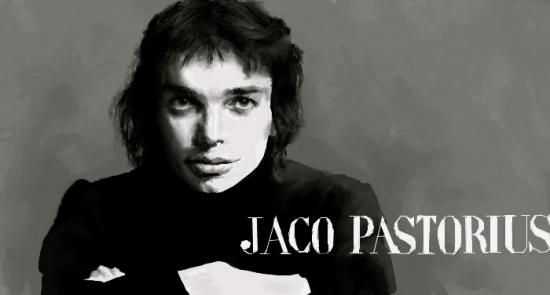 Jaco Pastorius par Ziggster